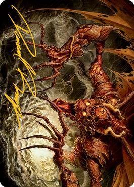 Archfiend of Sorrows Art Card 26/81