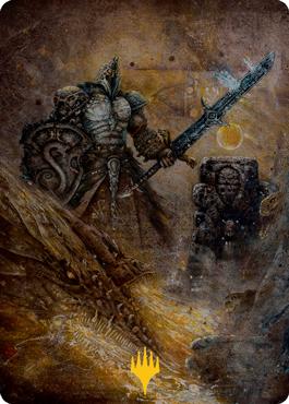 Dakkon, Shadow Slayer Art Card 48/81