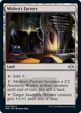 Mishra's Factory