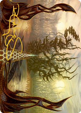 Thornglint Bridge Art Card 81/81