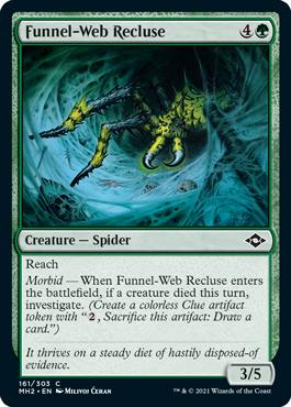 Funnel-Web Recluse