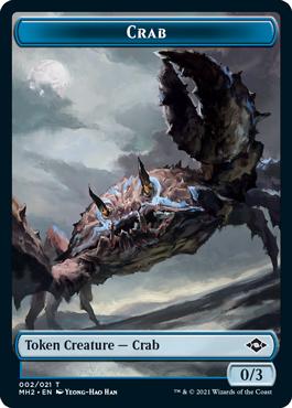 Modern Horizons 2 Crab token