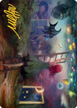 Lucid Dreams Art Card 14/81