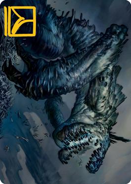Necrogoyf Art Card 31/81