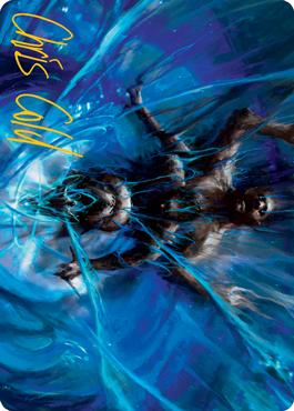 Shattered Ego Art Card 19/81