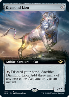 Diamond Lion