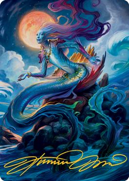 Svyelun of Sea and Sky Art Card 24/81