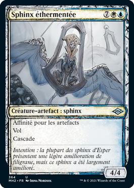 Sphinx éthermentée