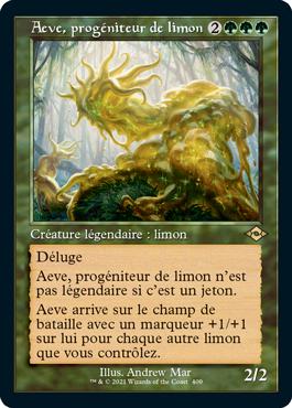 Aeve, progéniteur de limon