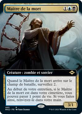Maître de la mort
