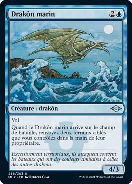 Drakôn marin