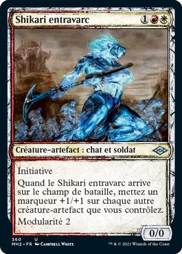 Shikari entravarc