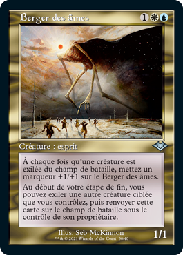 Berger des âmes