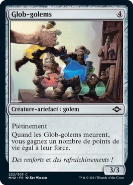 Glob-golems