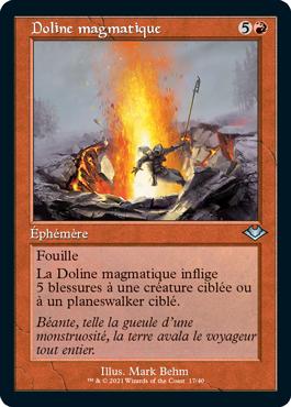 Doline magmatique