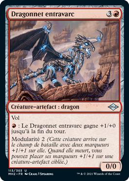 Dragonnet entravarc