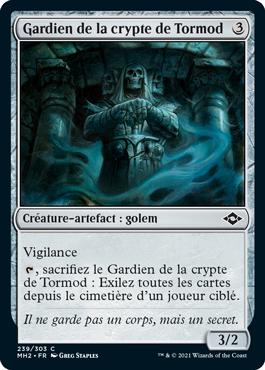 Gardien de la crypte de Tormod