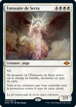 Émissaire de Serra