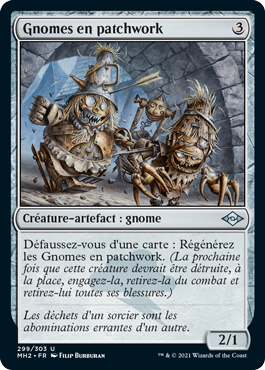 Gnomes en patchwork