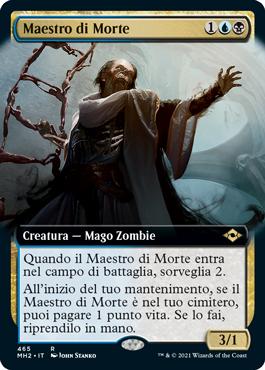 Maestro di Morte