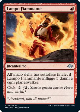 Lampo Fiammante