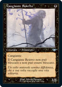 Cangiante Reietto