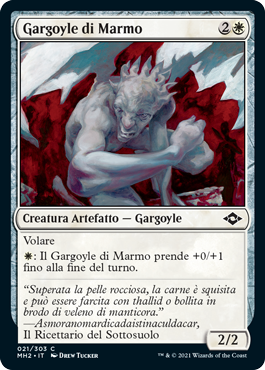 Gargoyle di Marmo