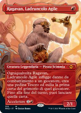 Ragavan, Ladruncolo Agile
