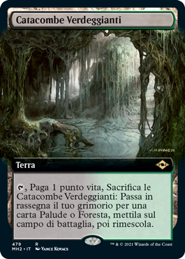 Catacombe Verdeggianti