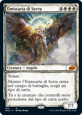Emissaria di Serra