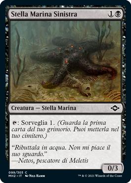 Stella Marina Sinistra