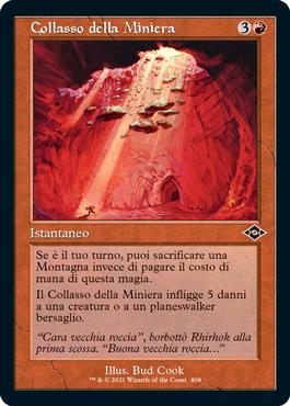 Collasso della Miniera
