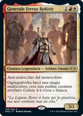 Generale Ferrus Rokiric