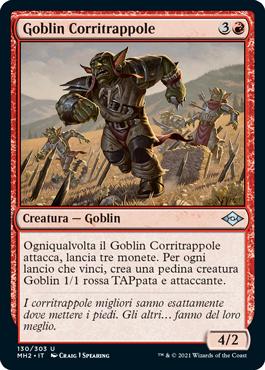 Goblin Corritrappole