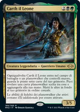 Carth il Leone