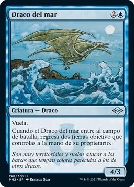 Draco del mar