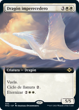 Dragón imperecedero