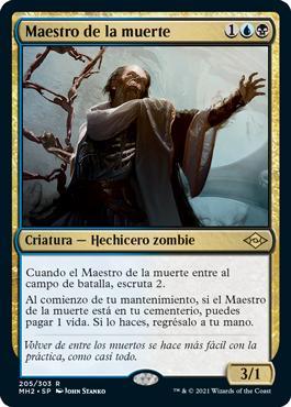 Maestro de la muerte