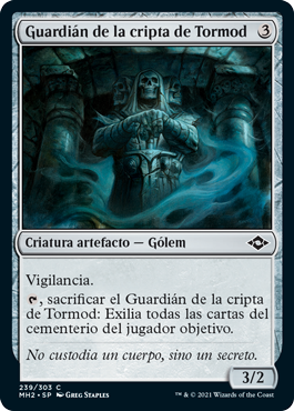 Guardián de la cripta de Tormod