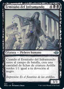 Ermitaño del Inframundo