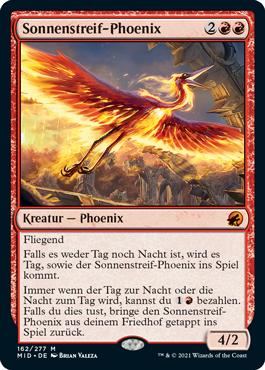 Sonnenstreif-Phoenix