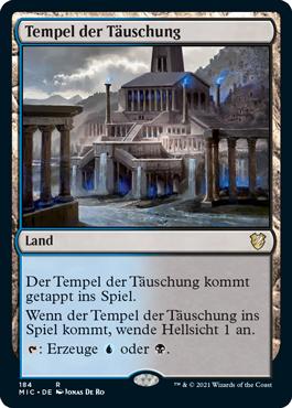 Tempel der Täuschung