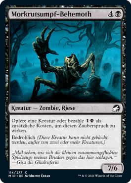 Morkrutsumpf-Behemoth
