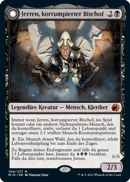 Jerren, korrumpierter Bischof