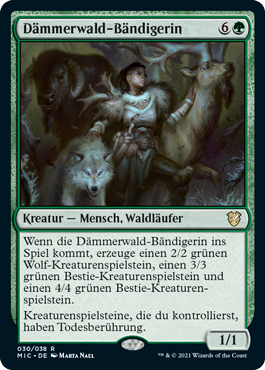 Dämmerwald-Bändigerin