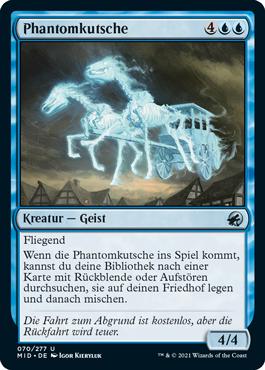 Phantomkutsche