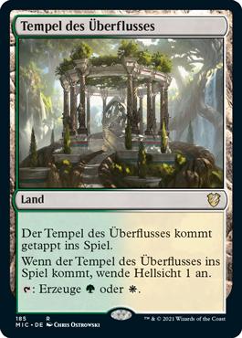 Tempel des Überflusses