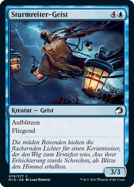 Sturmreiter-Geist