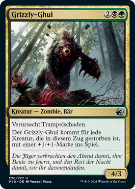 Grizzly-Ghul