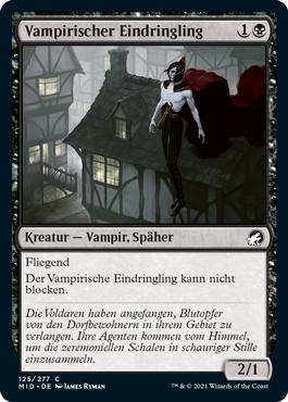 Vampirischer Eindringling